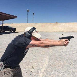 Certified Defensive Firearms Courses Powered by Intuitive Defensive Shooting
